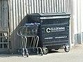 2018-06-07 Glazewing Dumpster, Mundsley, Norfolk.JPG