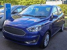 Ford Ka Facelift