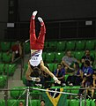 2019-06-27 1st FIG Artistic Gymnastics JWCH Men's All-around competition Subdivision 4 Horizontal bar (Martin Rulsch) 234.jpg