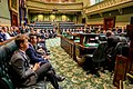 2019 YMCA NSW Youth Parliament - Opposition Frontbench.jpg