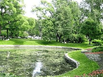 Alexander Park - Classic park