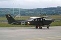 203 Cessna FR.172H Skyhawk 2 Wing 204 Sqdn; Irish Air Corps, Baldonell (3236389635).jpg