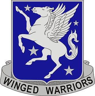 244th Expeditionary Combat Aviation Brigade - Image: 228 Avn Rgt DUI