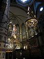 246 Basílica de Montserrat, llànties votives.JPG