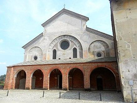 Abbazia di Santa Maria di Staffarda - Wikiwand