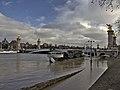 26-Jan-2018 Crue de la Seine - Pont Alexandre 3 - Paris 3.jpg