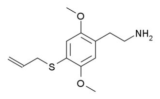 2C-T-16 - Image: 2CT16 structure