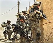 2ID Recon Baghdad