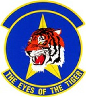 2d Command and Control Squadron - 2d Command and Control Squadronemblem