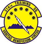 314 Training Sq emblem.png
