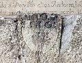 352 Casa de la Vall (Andorra la Vella), escut dels Busquets.JPG