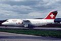359ao - Swiss Avro RJ 85, HB-IXG@ZRH,08.06.2005 - Flickr - Aero Icarus.jpg