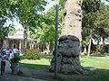 4350 Istanbul - Topkapi - Giardini 2a corte a sin. ingresso - Foto G. Dall'Orto 27-5-2006.jpg