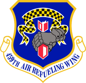 459th Air Refueling Wing - Image: 459th Air Refueling Wing