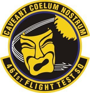 461st Flight Test Squadron - Image: 461st Flight Test Squadron
