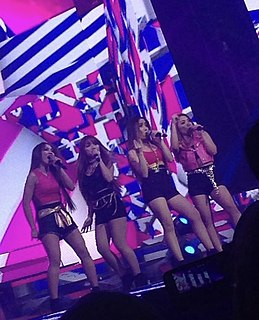 4th Impact Filipino girl group