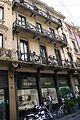 5001 - Milano - Ernesto Pirovano, Casa Ferrario (1904), via Spadari - Foto Giovanni Dall'Orto, 24-July-2007.jpg