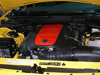 Dodge Charger (LX/LD) - 5.7 L Hemi