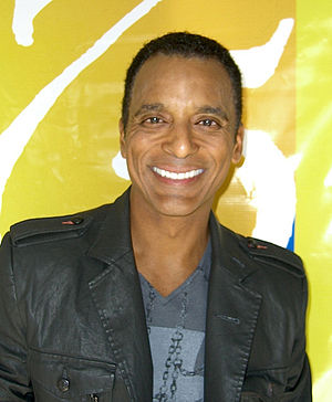 Jon Secada - Secada at a June 2, 2011 ceremony in Union City, New Jersey, where he was honored with a star on the Walk of Fame at Celia Cruz Plaza.