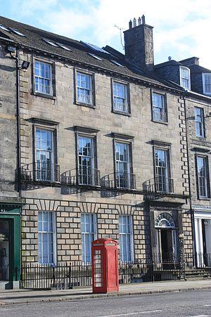 Francis Charteris, 10th Earl of Wemyss - 64 Queen Street, Edinburgh