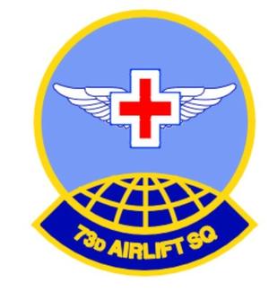 73d Airlift Squadron - Image: 73 Airlift Sq emblem