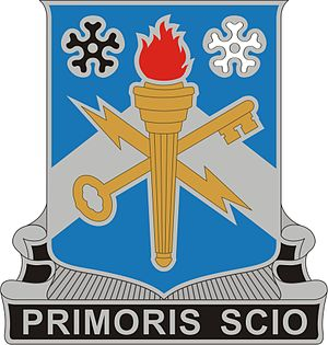 704th Military Intelligence Brigade - Image: 741 MI Bn DUI