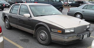General Motors K platform (1980) Motor vehicle platform