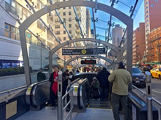 86th Street (Second Avenue Subway) - Entrance 2