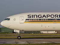 9V-SWL - B77W - Singapore Airlines