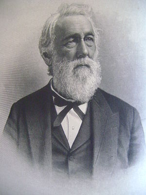 Reuben T. Durrett - Reuben T. Durrett in 1895