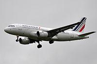F-GRXK - A319 - Air France