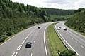 A380 at Ashcombe Cross in Haldon Forest - geograph.org.uk - 1433928.jpg