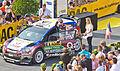 ADAC Rallye Deutschland 2013 - Fahrerpräsentation auf dem Roncalliplatz-4680.jpg