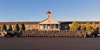 2nd Brigade (Ireland) - Cathal Brugha Barracks, home to the Irish Army's 2nd Brigade