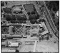 AERIAL VIEW, NORTH SECTION 1'=100' - U.S. Naval Hospital, Park Boulevard, Balboa Park, San Diego, San Diego County, CA HABS CAL,37-SANDI,27-7.tif