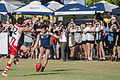 AFL Bond University Bullsharks (17958926628).jpg