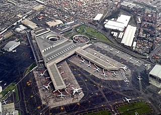 Airport that serves Mexico City, Mexico