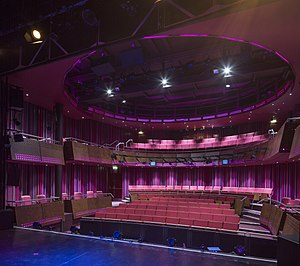 Arts Educational Schools, London - Image: ALWF Theatre main image