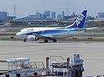 ANA Wings 737-500 JA358K at ITM (28082517632).jpg