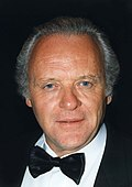 ANTHONY HOPKINS White house correspondents dinner Wash. D.C. 1996 (5113175432).jpg