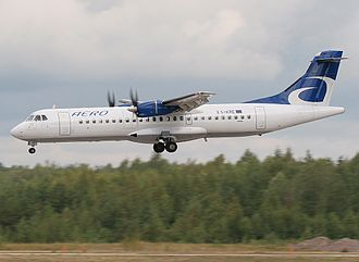 Aero Airlines - An Aero Airlines ATR 72-201.