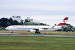 AUSTRIAN Airbus A340-313(X) (OE-LAK-169) (15315506177).jpg