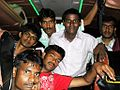 A Group Of Indian Teenagers In Bus.JPG