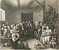 A Peasant Wedding by Jan Miense Molenaer Rijksdienst voor het Cultureel Erfgoed B484.jpg