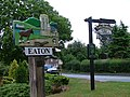 A gaggle of signs - geograph.org.uk - 220117.jpg