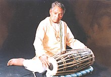 A still of Shri Banamali Maharana who will be presented with the Sangeet Natak Akademi Award for Odissi Music - Orissa by the President Dr. A.P.J Abdul Kalam in New Delhi on October 26, 2004.jpg