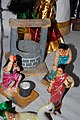 A village women scene at Hindu festive Golu Kolu doll display Navaratri.jpg