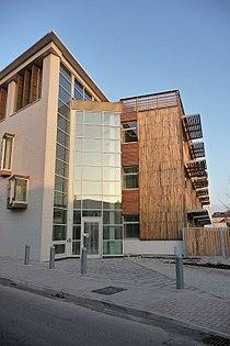 Aardman Animation, Bristol, Headquarters.jpg