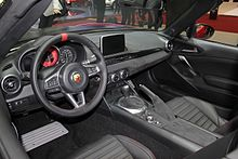 Abarth 124 Spider (Interior).JPG