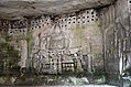 Abbaye Saint-Pierre de Brantôme Grotte du jugement dernier FL3.JPG